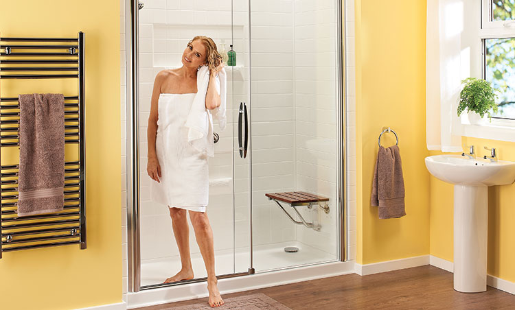 All-in-One shower