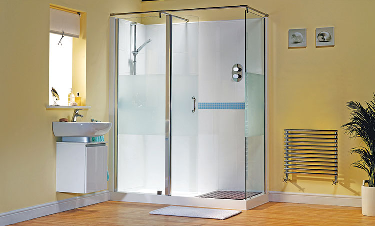 The Aquashower